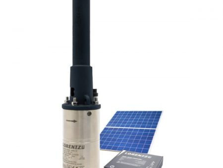 Lorentz Solar Submersible Pump System PS2-100 AHRP-14S